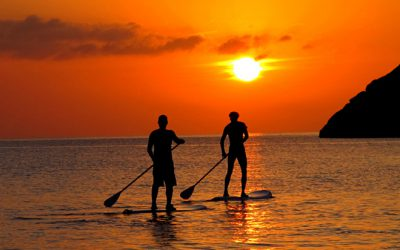 STAND UP PADDLE, OTRA FORMA DE DISFRUTAR EL MAR