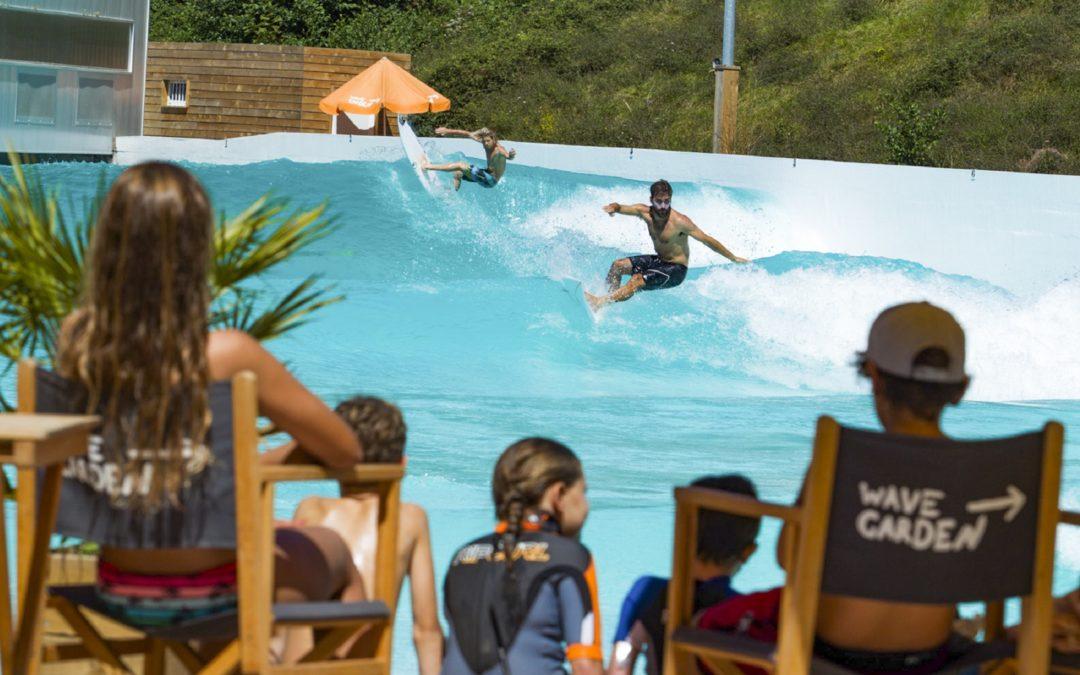 Furor y Wave Pools