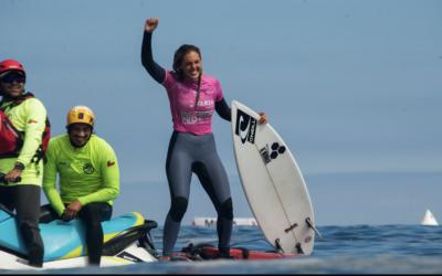 Zarautz y sus futuras figuras del surf