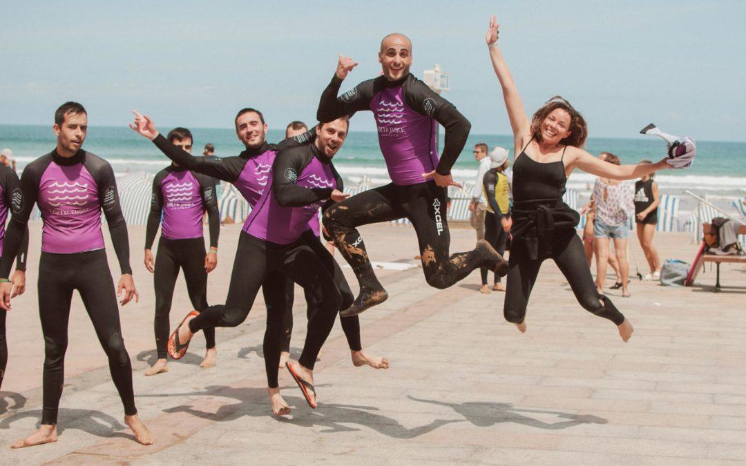 5 razones para venir al Surf Camp de Semana Santa